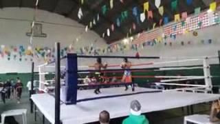 Baixar Primeira luta Muay Thai Fabiano Kauã (soldado)