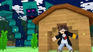 Minecraft: DESAFIO DA BASE 100% SEGURA CONTRA HYDRA ‹ JUAUM ›