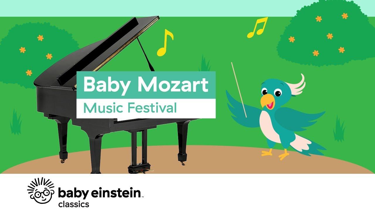 Baby Einstein Baby Mozart Music Festival - Full Episode - YouTube