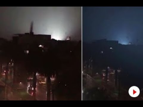 Strange Lights in the Sky Being Reported Globally Hqdefault