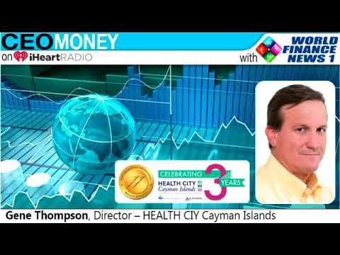 August 15, 2017 CEO Money Segment 4 with Gene Thompson, Director