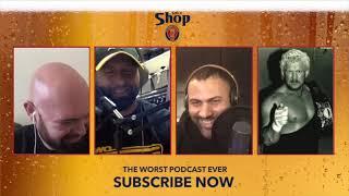 What happened between Dr. D and Antonio Inoki?: Talk'N Shop Podcast