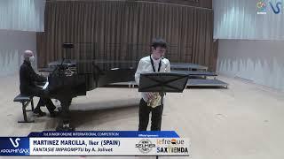 Iker Martinez Mansilla – Fantasie Impromptu by André Jolivet