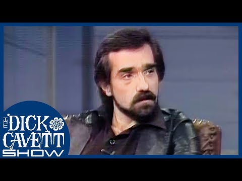 Martin Scorsese Talks About Working With Robert De Niro | The Dick Cavett Show