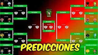 Mis PREDICCIONES para los OCTAVOS DE FINAL de la COPA MX Clausura 2019