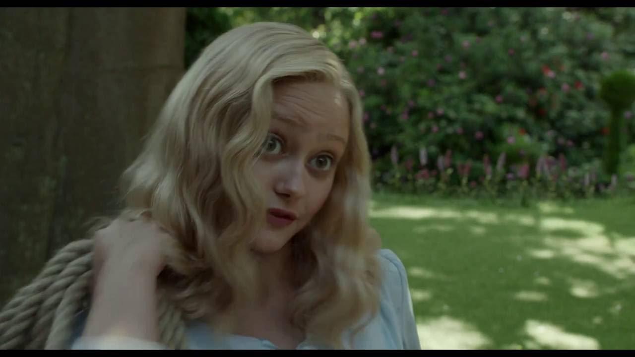 El Hogar De Miss Peregrine Para Niños Peculiares Trailer 2 Español Hd Youtube