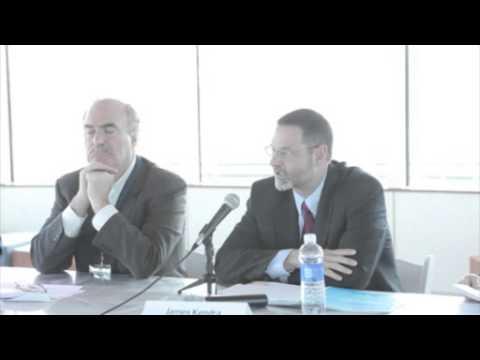 MWA 2013 Waterfront Conference - Ferry Panel