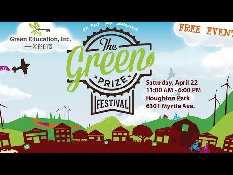 PSA - 2017 Green Prize Festival