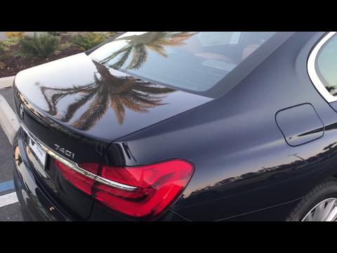 2017 BMW 740I / BMW REVIEW / BMW OF OCALA / LUXURY