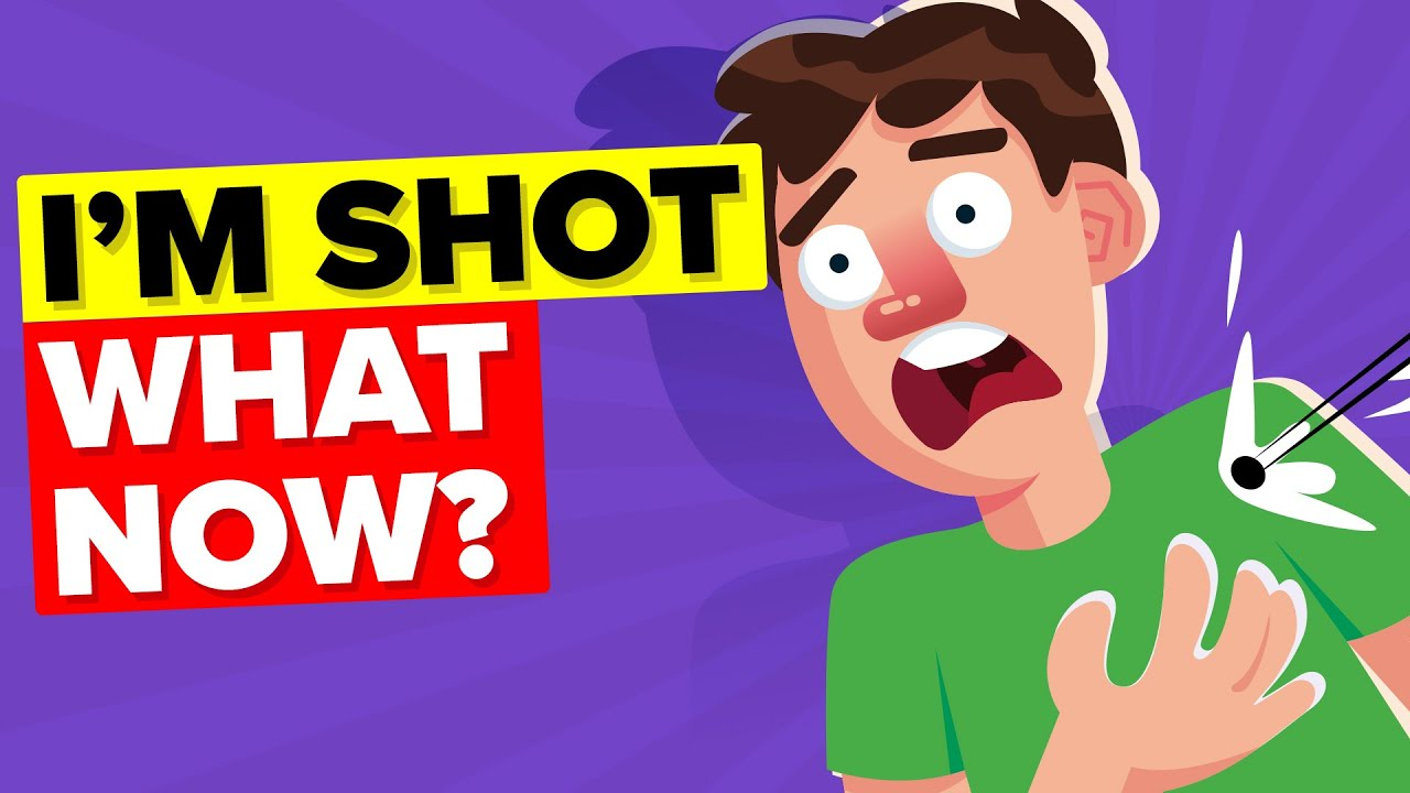 How To Actually Survive Being Shot & Other How To Survival Tips and Tricks (Compilation)