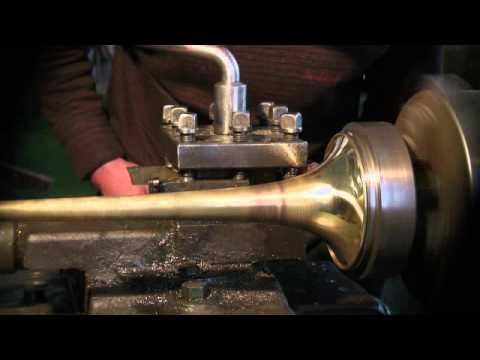 Roy Benson Blechblasinstrumentenherstellung