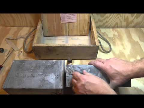 Cracking Open a Crate: 1953 Bulgarian 7.62x25 Tokarev Ammunition