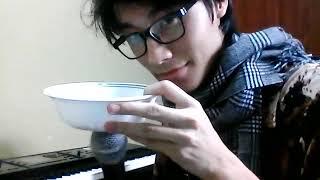 Joshua Kim ASMR - Episode 1: Coco Pops | HEADPHONES ON! | Tingles | Chewing