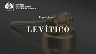 Pão, óleo e blasfêmia Lv 24. 1-23 - Rev Clélio Simões 09/05/2021