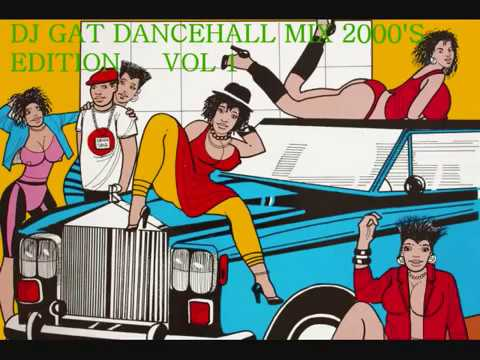 DANCEHALL MIX 2000'S EDITION VOL 1 JUNE 2018 FT ELEPHANT MAN/CE' CILE/BEENIE MAN & MORE 1876899-5643