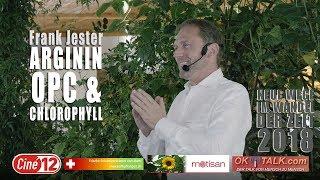 Dr.  Frank Jester / Arginin, OPC & Chlorophyll