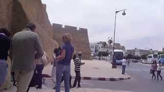 MOROCCO - El Jadida Medina Tour | Hidden Cam - Morocco Travel - Vacation, Tourism, Holidays [HD]