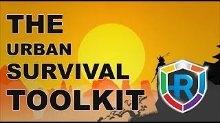 RESOLVEit The Urban Survival Toolkit - Infographic