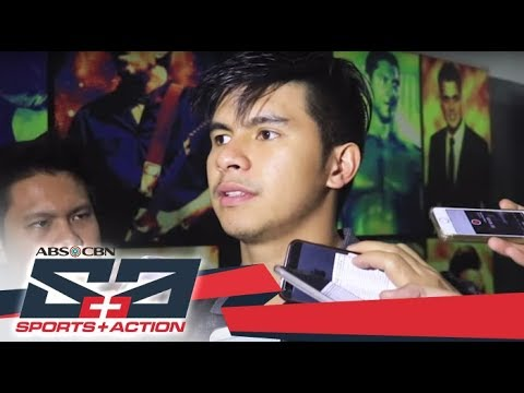 Kiefer Ravena on his first loss in the PBA | Sports and Action Exclusives