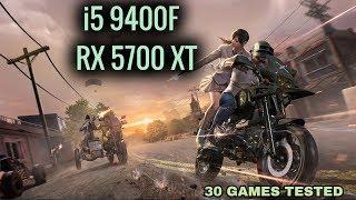 CSGO 5700XT vs 1660 Ti - 9600K OC - UserBenchmark