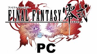 FINAL FANTASY Type-0 Gameplay (PC)