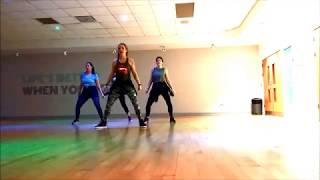 Pippa T Zumba® - Mad Love by Sean Paul & David Guetta feat. Becky G - Dance Fitness choreography