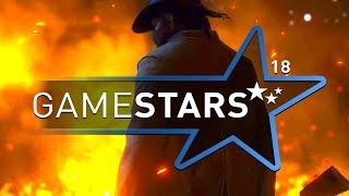 Ihr bestimmt die besten Spiele des Jahres - Die #GameStars sind zurück!