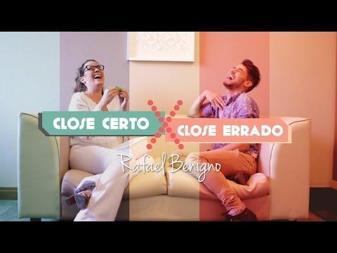 CLOSE CERTO X CLOSE ERRADO Com RAFAEL BENIGNO #BN