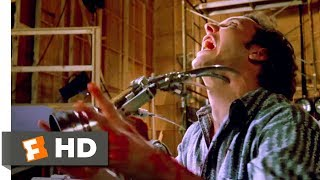 Wes Craven's New Nightmare (1995) - Animatronic Bloodbath Scene (1/10) | Movieclips