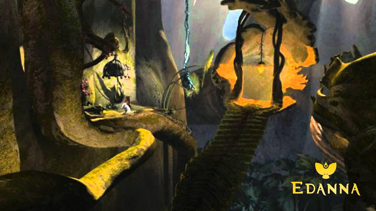 myst iii exile ambient themes edanna level 1 deadwood ridge