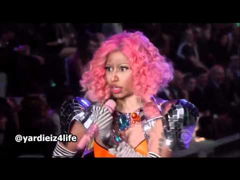 Nicki Minaj - Super bass 2011 Victorias Secret Fashion Show Live Performance - YouTube.mp4