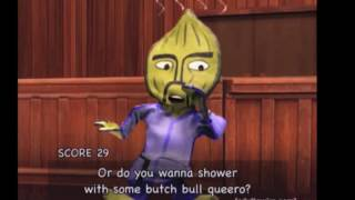 Parappa the Rapper in robot chicken