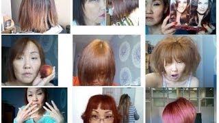 Мои преображения 2013 и Краска для волос Орифлэйм(, 2013-12-05T15:55:10.000Z)
