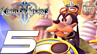 Kingdom Hearts 2 HD - Gameplay Walkthrough Part 5 - Olympus Coliseum (PS4 PRO)
