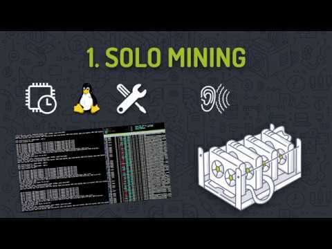 Cryptocurrency Mining Comparison: Solo Mining Vs. Cloud Mining Vs. Mining-as-a-Service