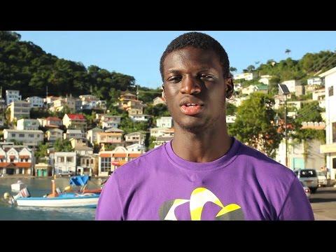 Footprints: Grenada's Olympic Story