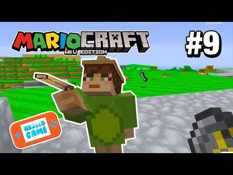 Minecraft Capitulo 9 MarioCraft La Casa Casi está Lista Gameplay en Español I Abrelo Game Minecraft
