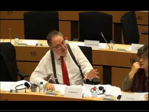 EU parliament about Macedonia 23 jan 2012