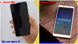 REDMI NOTE 5 PRO VS tecno camon i  [review and feature]