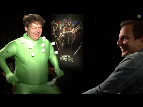 Will Arnett Can't Keep A Straight Face When Talking CGI With Rich Fulcher