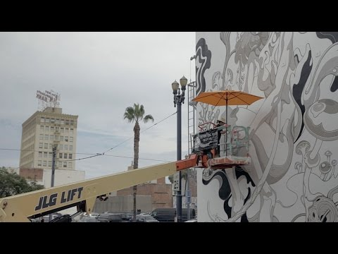 Highsnobiety TV | James Jean at POW! WOW! Long Beach
