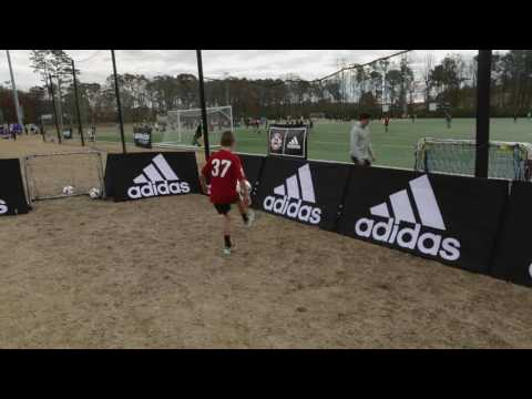 adidas Freestyle at UFA Generation Adidas Norcross Cup