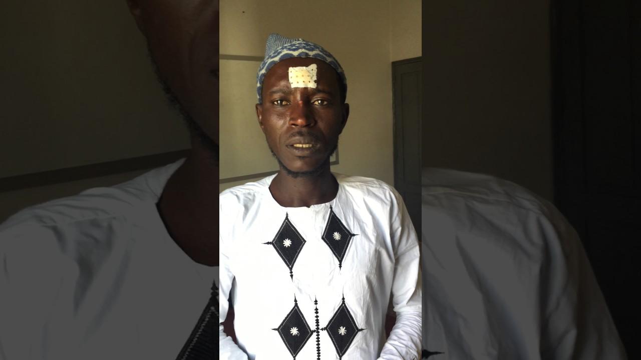 Download Wadioubakh sur son soi-disant accident