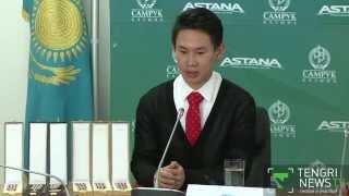 Денис Тен: Я бы мог родиться принцем в Корее
