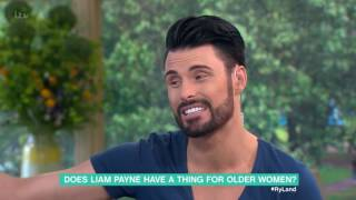 Does Liam Payne Have A Thing For Older Women? | This Morning