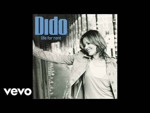 Dido - Life for Rent (Skinny 4 Rent Mix) (Audio)