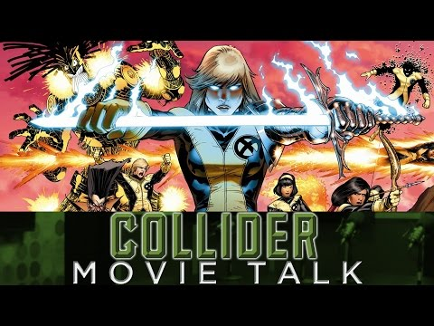 "Collider Movie Talk - New Mutants To Have ""Young Adult"" Vibe and Possible Casting"