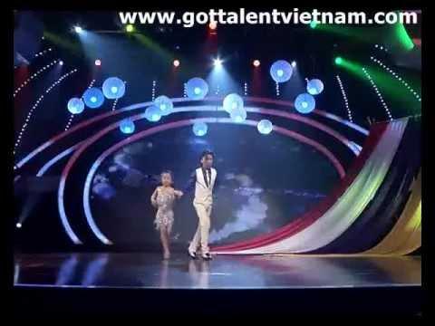 Đăng Quân và Bảo Ngọc - tài năng không đợi tuổi - www.gottalentvietnam.com