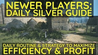PC BDO: DAILY SILVER GUIDE, PROFIT & EFFICIENCY
