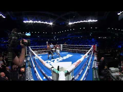 Watch Lee Selby's victory over Eduardo Ramirez in 360 VR